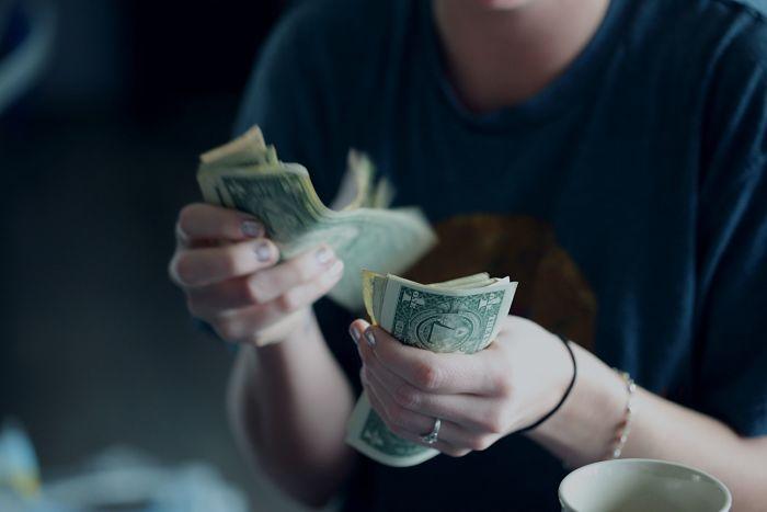 spend cash