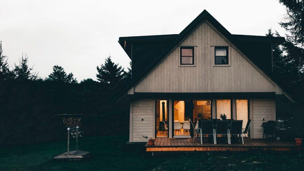 house an asset