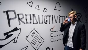 5 Steps To Improve Productivity